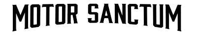 Motor Sanctum logo