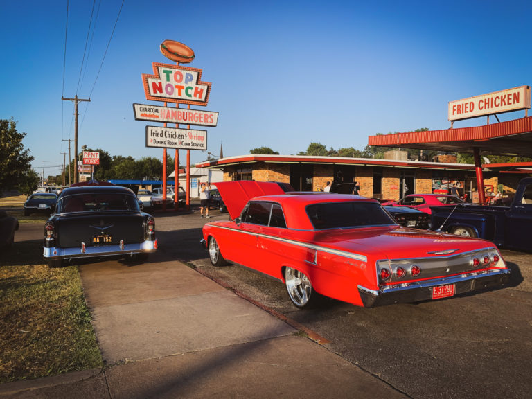 Top Notch Cruise In – Sept 2019